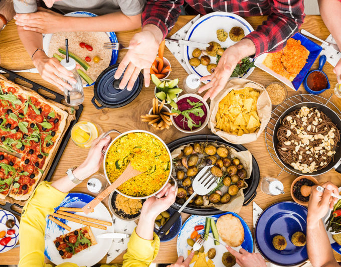 The 10 Best Foods to Cook for a Healthy Get Together